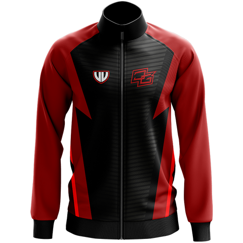 Demented Red Pro Jacket
