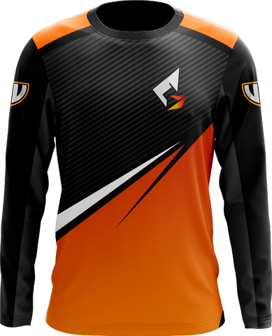 Centric Long Sleeve Jersey