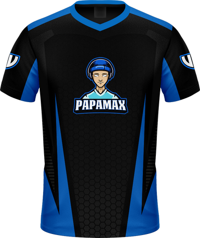 PapaMax Black Jersey