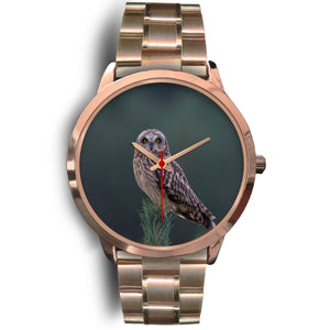 Owl Watch-Quirky Owl