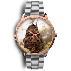 Owl Watch- Strength and Courage