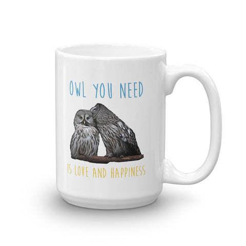 Owl Mugs-Owl You Need