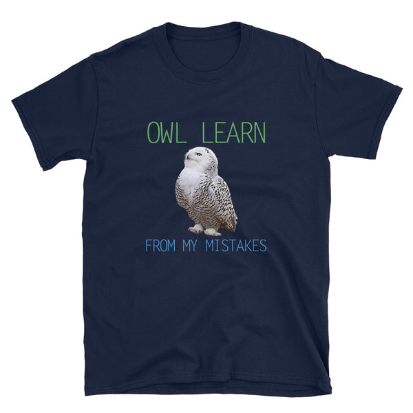Owl Shirts-Owl Learn