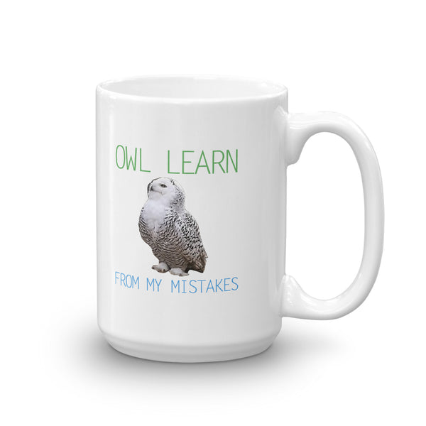 Owl Mugs-Owl Learn