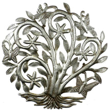 Load image into Gallery viewer, 14 inch Tree of Life with Butterflies - Croix des Bouquets