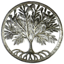 Load image into Gallery viewer, Tree of Life in Ring Wall Art - Croix des Bouquets