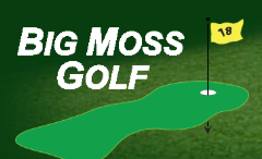 Cal Golf Star is an authorized dealer of Big Moss Golf products!