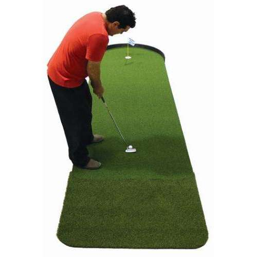 Cal Golf Star Big Moss Commander Putt & Chip Mat  - PuttingGreens