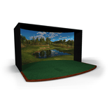 Cal Golf Star TruGolf Horizon Luxury Golf Simulator  - Simulator