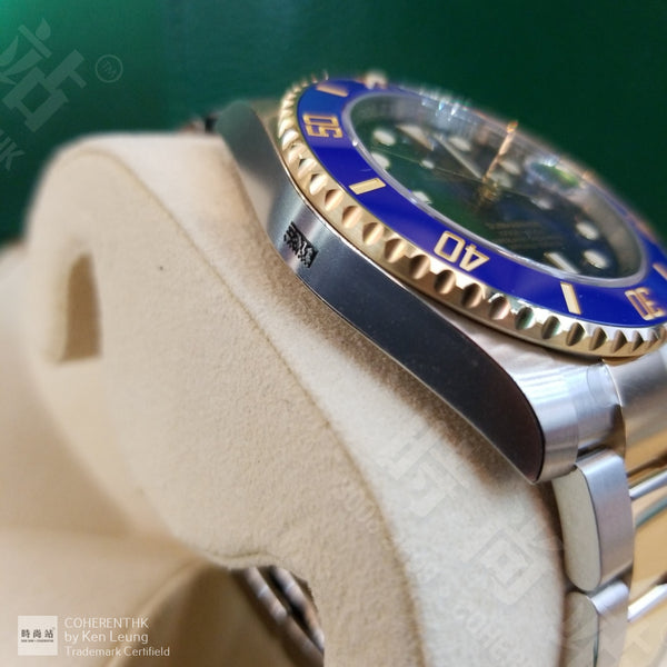Buy NEW ROLEX M116613LB-0005 SUBMARINER DATE (116613LB) easily and safely on Coherenthk. Hong Kong leading Watch Shop. Located in Tsim Sha Tsui.