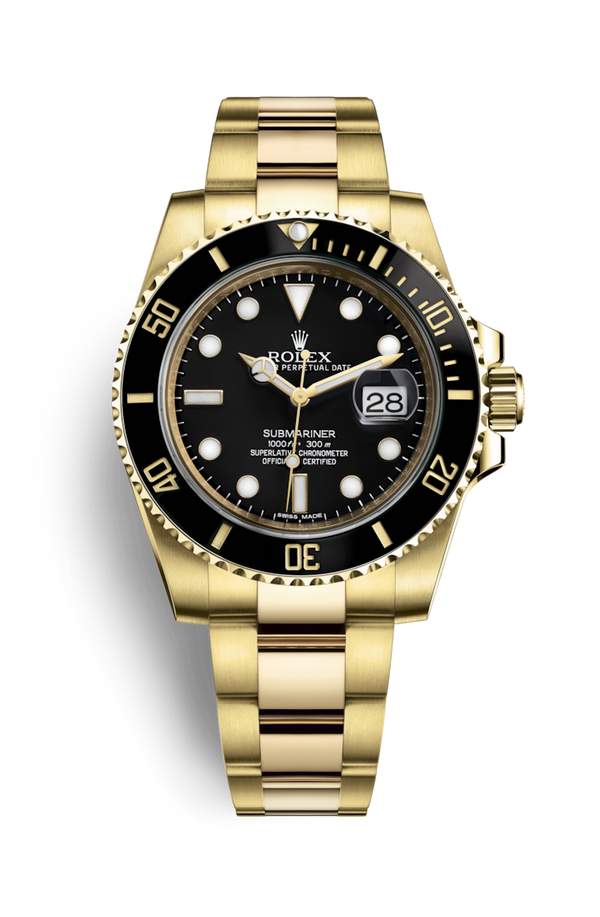 Buy NEW ROLEX M116618LN-0001 SUBMARINER DATE (116618LN) easily and safely on Coherenthk. Hong Kong leading Watch Shop. Located in Tsim Sha Tsui.