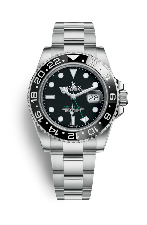 Buy NEW ROLEX M116710LN-0001 GMT-MASTER II (116710LN) easily and safely on Coherenthk. Hong Kong leading Watch Shop. Located in Tsim Sha Tsui.