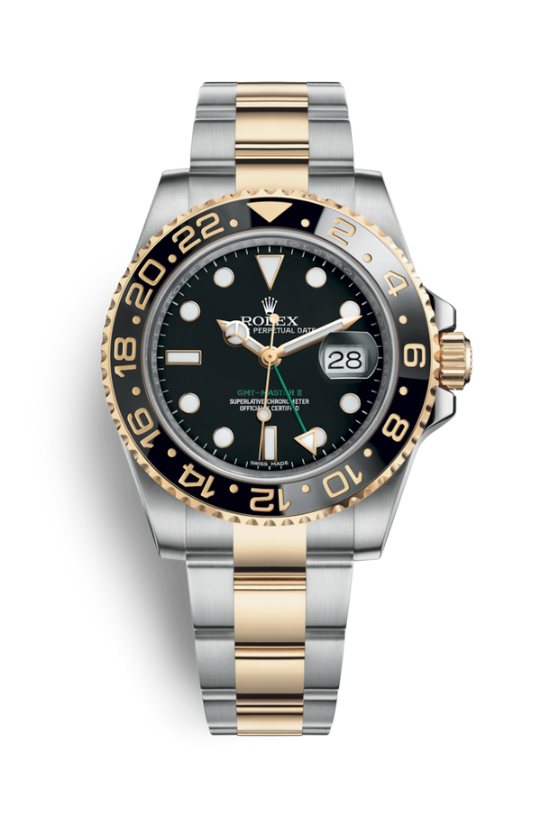 Buy NEW ROLEX M116713LN-0001 GMT-MASTER II (116713LN) easily and safely on Coherenthk. Hong Kong leading Watch Shop. Located in Tsim Sha Tsui.