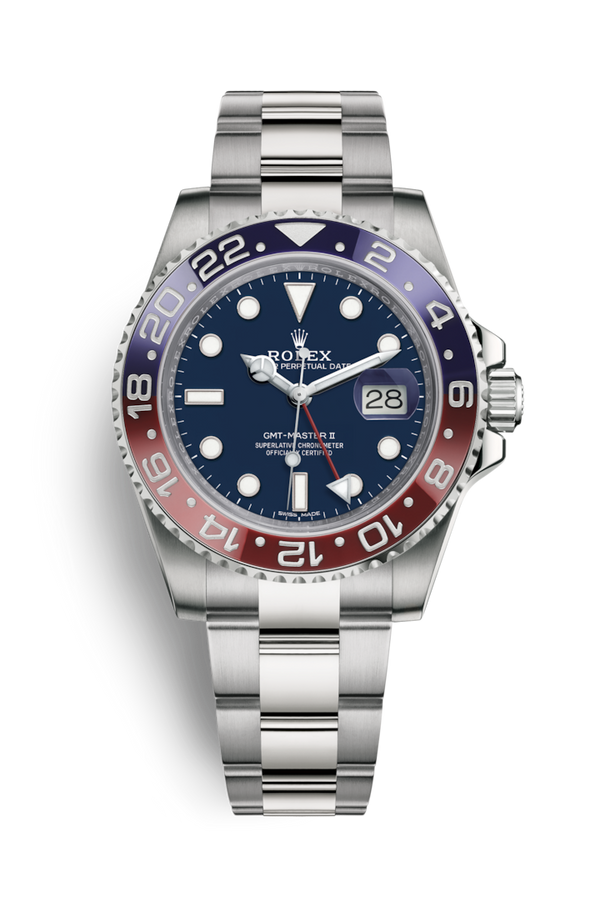 Buy NEW ROLEX M126719BLRO-0003 GMT-MASTER II (126719BLRO) easily and safely on Coherenthk. Hong Kong leading Watch Shop. Located in Tsim Sha Tsui.