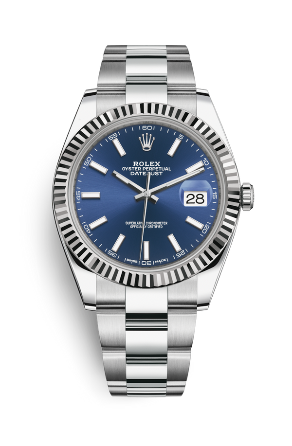 Buy NEW ROLEX  M126334-0001 DATEJUST 41 (126334) easily and safely on Coherenthk. Hong Kong leading Watch Shop. Located in Tsim Sha Tsui.