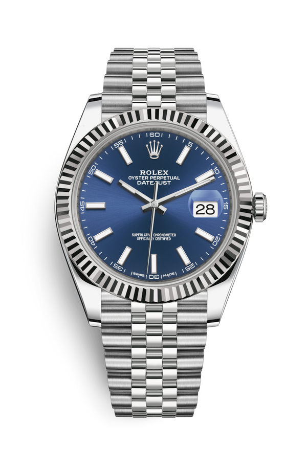Buy NEW ROLEX  M126334-0002 DATEJUST 41 (126334) easily and safely on Coherenthk. Hong Kong leading Watch Shop. Located in Tsim Sha Tsui.