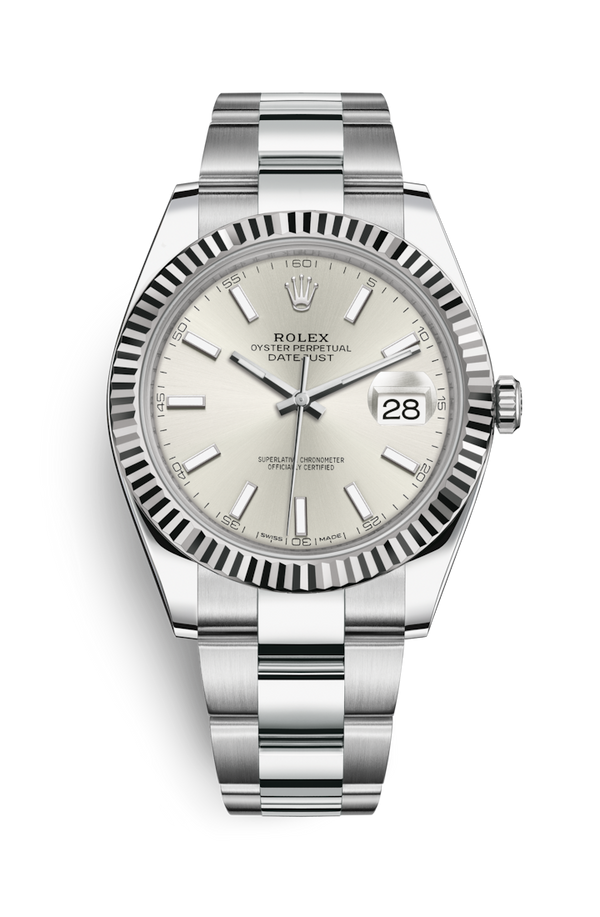 Buy NEW ROLEX  M126334-0003 DATEJUST 41 (126334) easily and safely on Coherenthk. Hong Kong leading Watch Shop. Located in Tsim Sha Tsui.