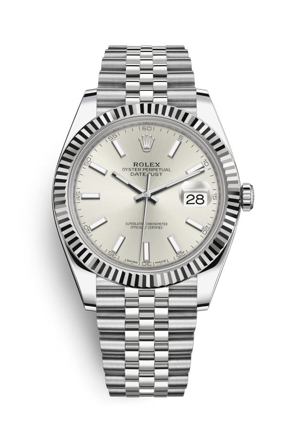 Buy NEW ROLEX  M126334-0004 DATEJUST 41 (126334) easily and safely on Coherenthk. Hong Kong leading Watch Shop. Located in Tsim Sha Tsui.