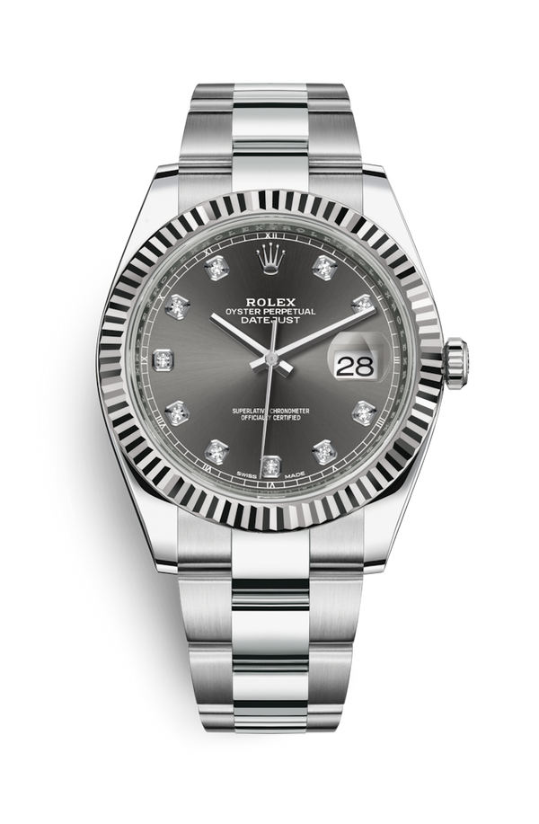 Buy NEW ROLEX  M126334-0005 DATEJUST 41 (126334) easily and safely on Coherenthk. Hong Kong leading Watch Shop. Located in Tsim Sha Tsui.