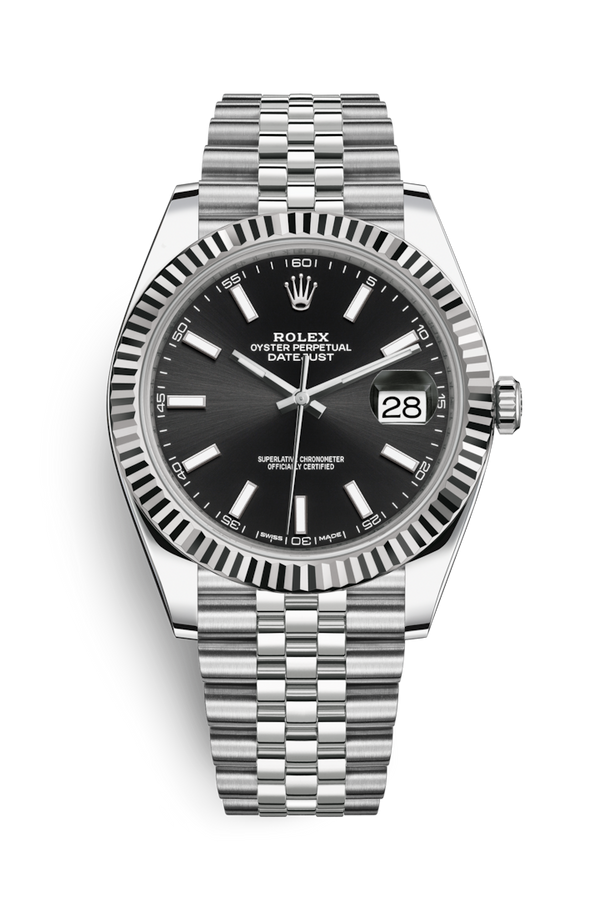 Buy NEW ROLEX  M126334-0018 DATEJUST 41 (126334) easily and safely on Coherenthk. Hong Kong leading Watch Shop. Located in Tsim Sha Tsui.