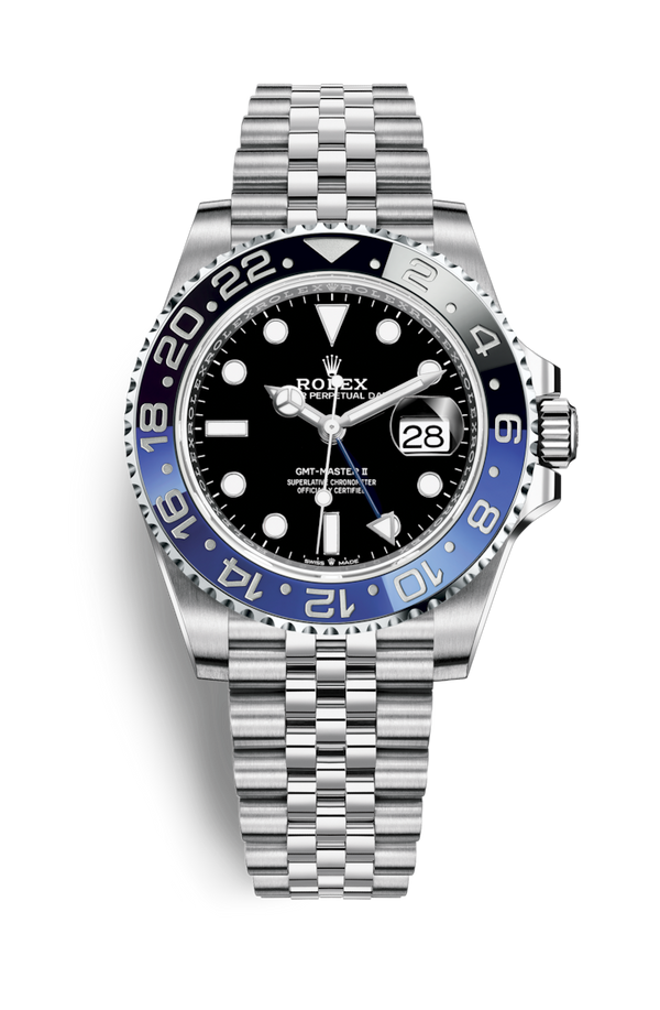 Buy NEW ROLEX M126710BLNR-0002 GMT-MASTER II (126710BLNR) easily and safely on Coherenthk. Hong Kong leading Watch Shop. Located in Tsim Sha Tsui.