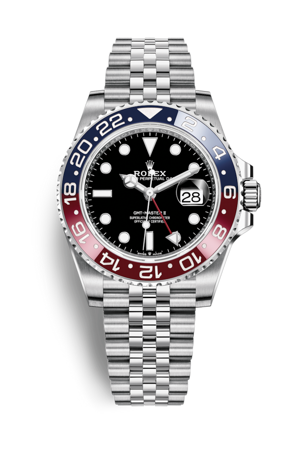 Buy NEW ROLEX M126710BLRO-0001 GMT-MASTER II (126710BLRO) easily and safely on Coherenthk. Hong Kong leading Watch Shop. Located in Tsim Sha Tsui.