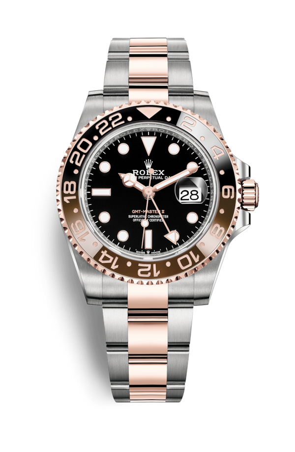 Buy NEW ROLEX M126711CHNR-0002 GMT-MASTER II (126711CHNR) easily and safely on Coherenthk. Hong Kong leading Watch Shop. Located in Tsim Sha Tsui.