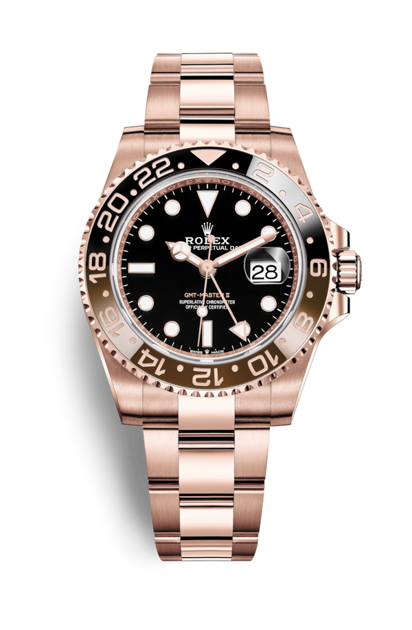 Buy NEW ROLEX M126715CHNR-0001 GMT-MASTER II (126715CHNR) easily and safely on Coherenthk. Hong Kong leading Watch Shop. Located in Tsim Sha Tsui.