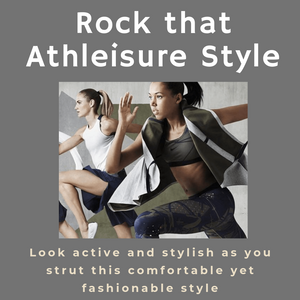 ModnLife - Rock that Athleisure Style - Look active and stylish as you strut this comfortable yet fashionable style