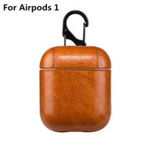 AirPod Case Cover in Stylish Leather Finish - ModnLife Travel Lifestyle Health Fitness Store