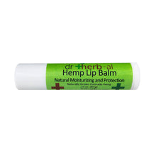 Load image into Gallery viewer, Hemp CBD lip Balm from DrHerb-al - moisturize lips naturally cruelty free