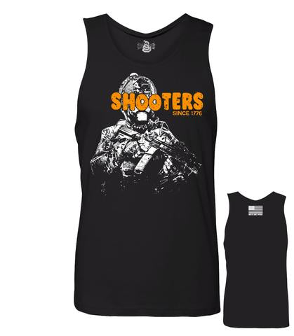 Shooters Mens Tank Top
