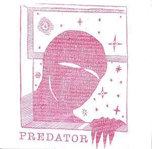 "Predator - No Face - 7"" 45rpm - Total Punk Records"