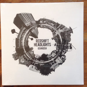 "Redshift Headlights - Oshkosh - 12"" lp"