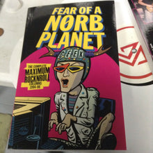 Fear Of A Norb Planet - bulge books 290 pages