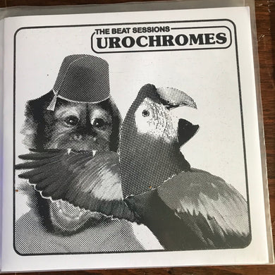 "Urochromes -The Beat Sessions - 7""EP Drunken Sailor Records (UK)"