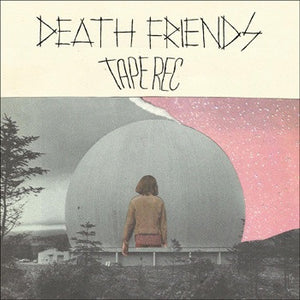 "Tape Rec - Death Friends - 12"" lp IFB records"