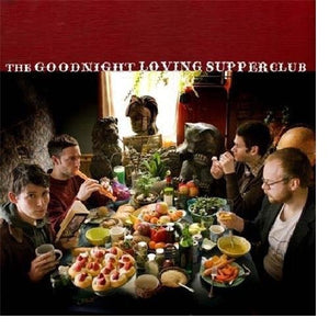 "The Goodnight Loving - The Goodnight Loving Supper Club -12"" lp dirtnap records"