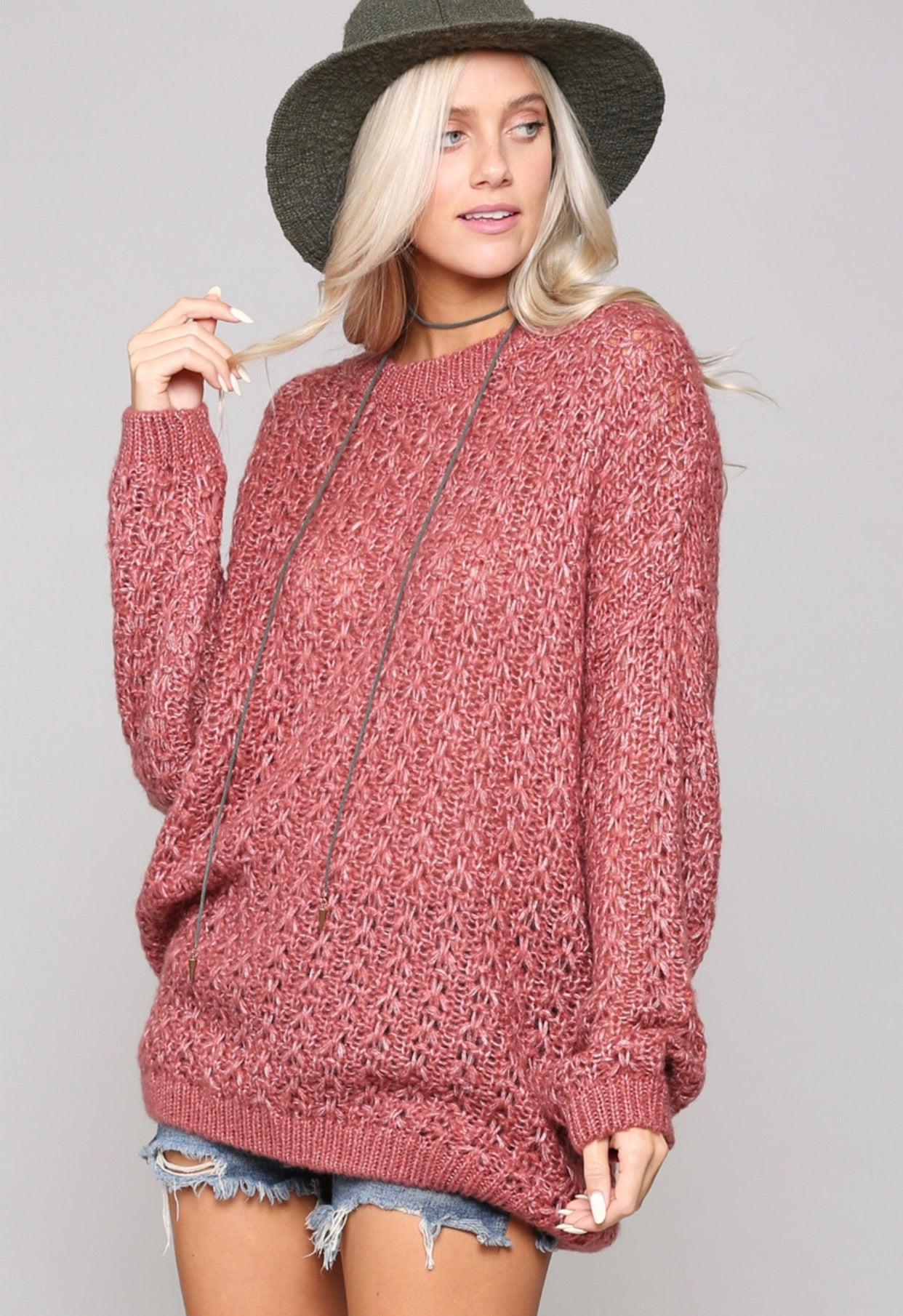Rosa Knit Sweater