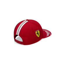 Load image into Gallery viewer, Ferrari Scuderia F1 2020 Charles Leclerc Team Hat Red