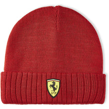 Load image into Gallery viewer, Scuderia Ferrari F1 Beanie Red