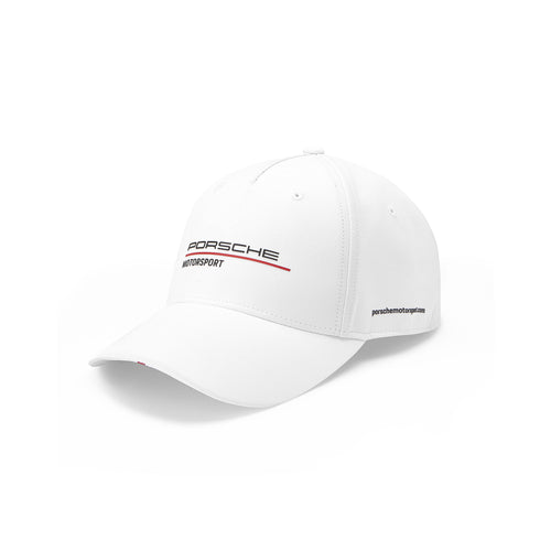 Porsche Motorsport Team Hat White