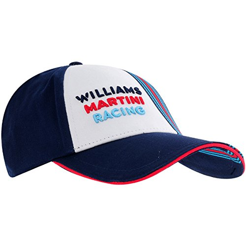Williams Martini Racing Team Cap White/Navy