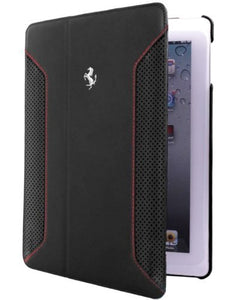 FERRARI iPad Air Folio Case Black