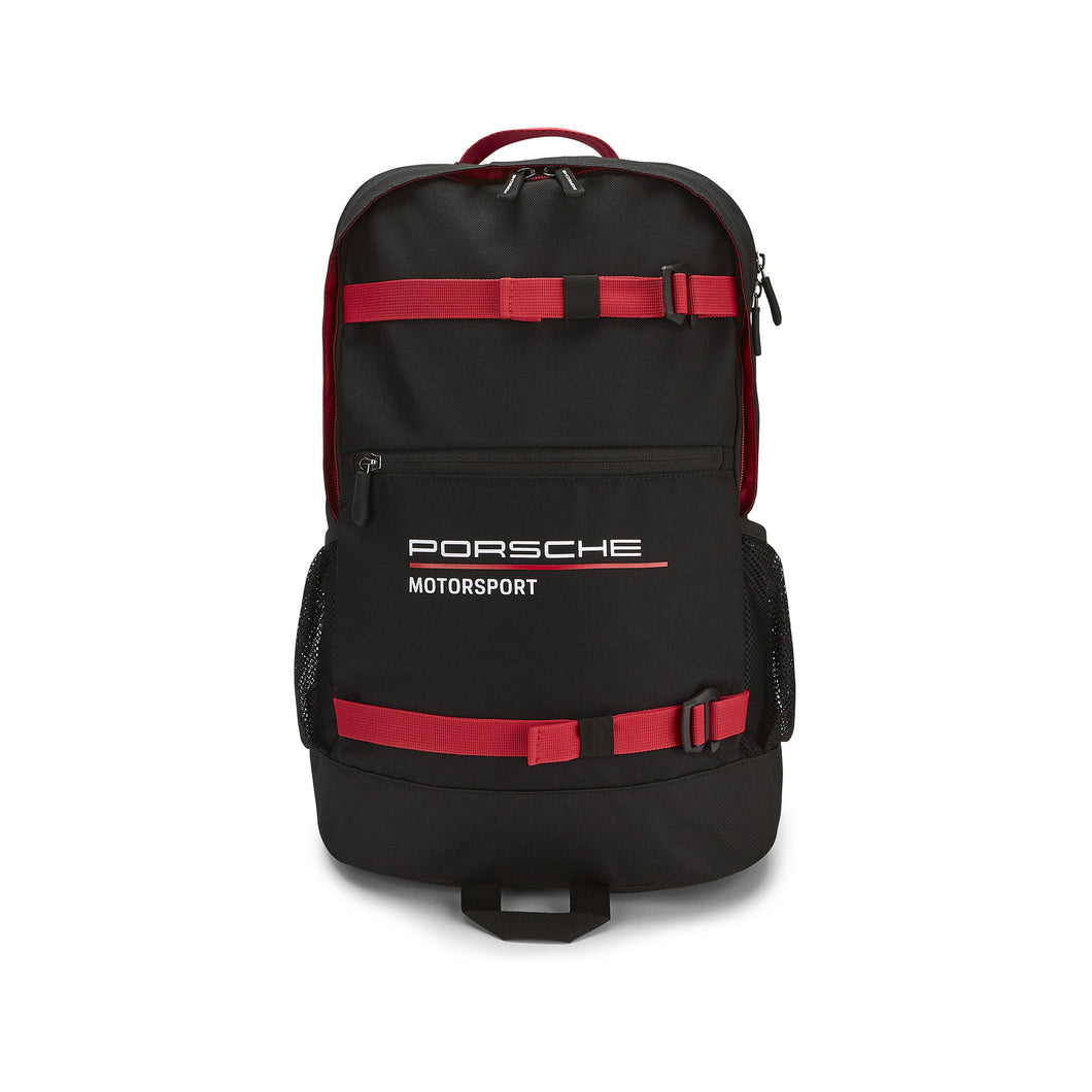 Porsche Motorsport Backpack Black/Red