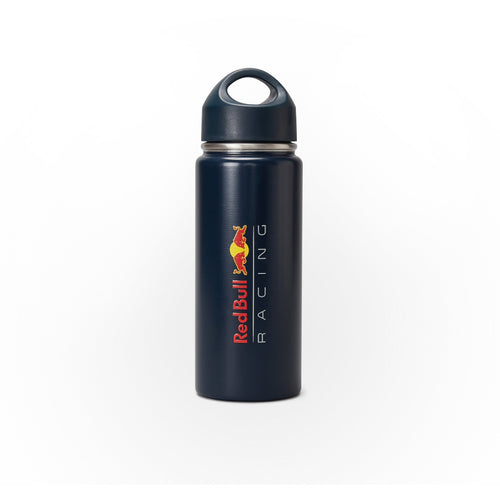 Red Bull Racing F1 Stainless Steel Water Bottle Navy