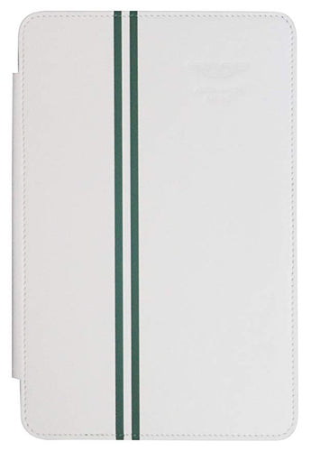 Aston Martin Racing Book Case for iPad mini White