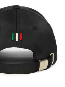 Lamborghini 2020 Kid's Squadra Corse Team Cap Black/Green