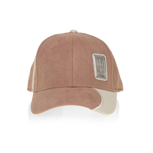 Maserati Classiche Hat Light Brown