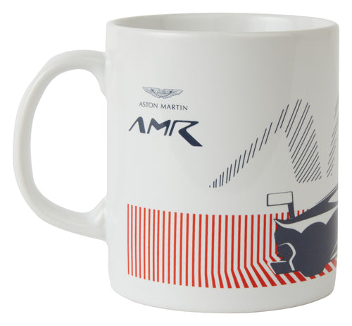 Aston Martin Racing Mug White